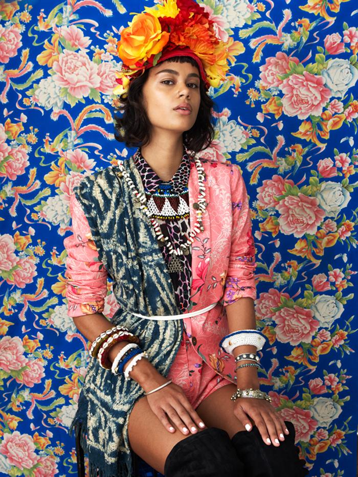 Bettina McILwraith STYLIST. Floral appreciation Society.